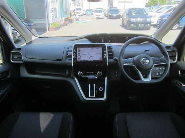 ハイウェイスター Vセレクション セーフティパックA/純正9型SDナビ&フルセグ/11型フリップダウンM/アラウンドビューカメラ/Bluetooth/両側ハンズフリー自動ドア/LEDライト/1オーナー車(4枚目)