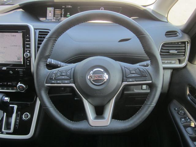 ハイウェイスター Vセレクション セーフティパックA/純正9型SDナビ&フルセグ/11型フリップダウンM/アラウンドビューカメラ/Bluetooth/両側ハンズフリー自動ドア/LEDライト/1オーナー車(5枚目)