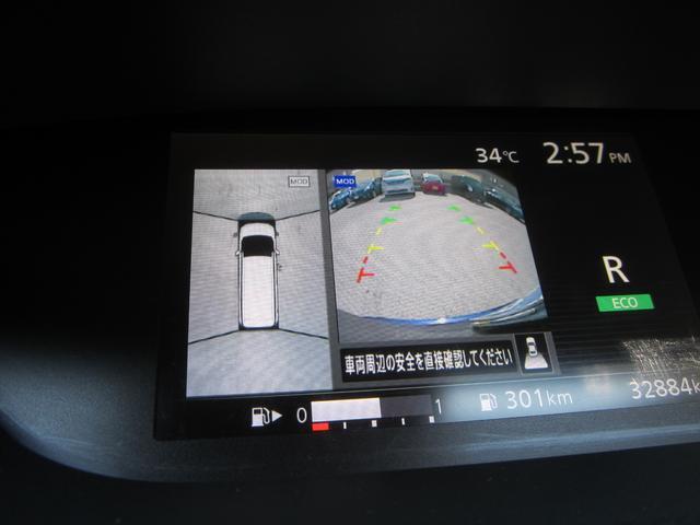 ハイウェイスター Vセレクション セーフティパックA/純正9型SDナビ&フルセグ/11型フリップダウンM/アラウンドビューカメラ/Bluetooth/両側ハンズフリー自動ドア/LEDライト/1オーナー車(26枚目)