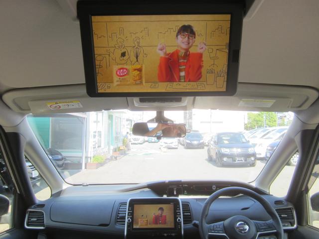 ハイウェイスター Vセレクション セーフティパックA/純正9型SDナビ&フルセグ/11型フリップダウンM/アラウンドビューカメラ/Bluetooth/両側ハンズフリー自動ドア/LEDライト/1オーナー車(27枚目)