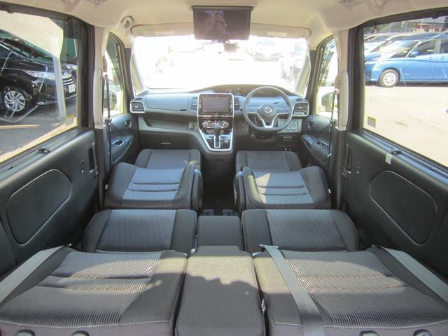 ハイウェイスター Vセレクション セーフティパックA/純正9型SDナビ&フルセグ/11型フリップダウンM/アラウンドビューカメラ/Bluetooth/両側ハンズフリー自動ドア/LEDライト/1オーナー車(60枚目)