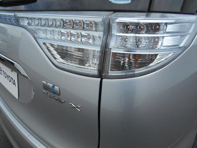 X 4WD ワンセグ メモリーナビ バックカメラ ETC 電動スライドドア 乗車定員8人 3列シート 記録簿(19枚目)