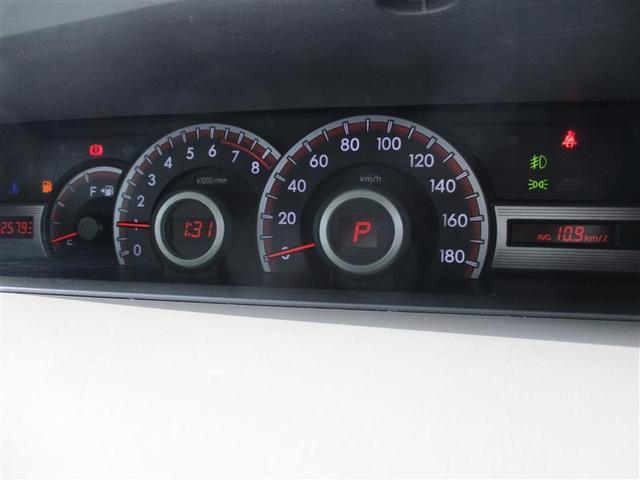 Si レイッシュ ワンセグ メモリーナビ DVD再生 ETC 両側電動スライド HIDヘッドライト ウオークスルー 乗車定員8人 3列シート ワンオーナー フルエアロ 記録簿(10枚目)