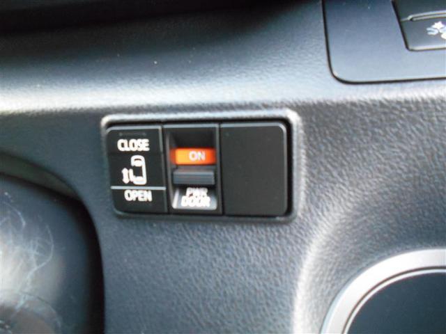 X フルセグ メモリーナビ DVD再生 ミュージックプレイヤー接続可 バックカメラ 衝突被害軽減システム ETC 電動スライドドア LEDヘッドランプ 乗車定員7人 3列シート ワンオーナー 記録簿(8枚目)