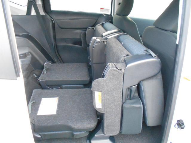 X フルセグ メモリーナビ DVD再生 ミュージックプレイヤー接続可 バックカメラ 衝突被害軽減システム ETC 電動スライドドア LEDヘッドランプ 乗車定員7人 3列シート ワンオーナー 記録簿(35枚目)