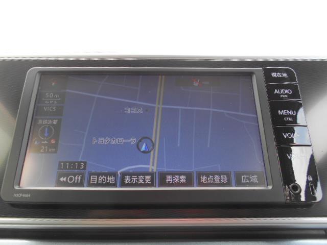 アクティバG ターボ SAII 4WD ワンセグ メモリーナビ ミュージックプレイヤー接続可 衝突被害軽減システム ETC ドラレコ LEDヘッドランプ ワンオーナー 記録簿 アイドリングストップ(8枚目)