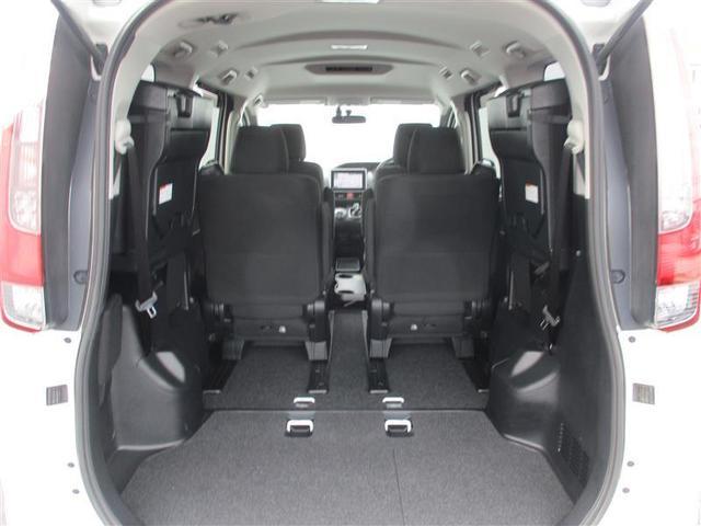 ハイブリッドX ディライトプラス フルセグ メモリーナビ DVD再生 バックカメラ ETC 両側電動スライド LEDヘッドランプ 乗車定員7人 3列シート 記録簿(6枚目)
