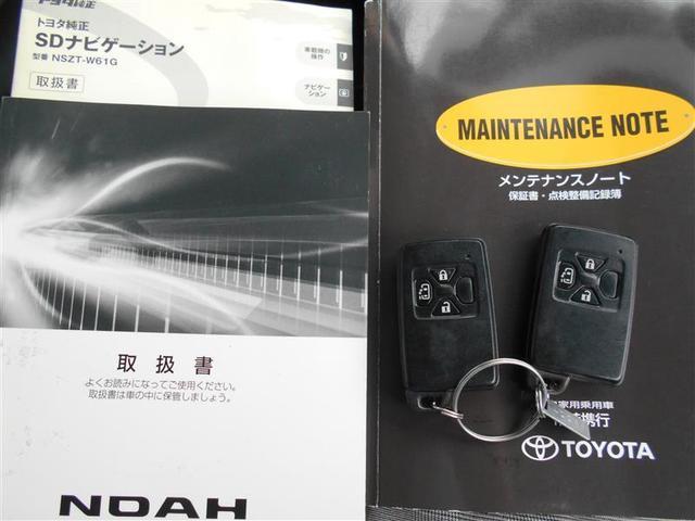 Si フルセグ メモリーナビ DVD再生 バックカメラ ETC 電動スライドドア HIDヘッドライト 乗車定員8人 3列シート 記録簿 アイドリングストップ(18枚目)
