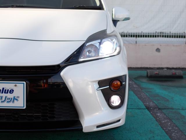 トヨタ プリウス Sツーリングセレクション・G's キーレス HID ETC