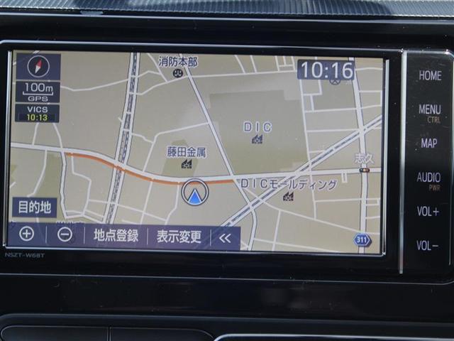 S ワンオーナー 7インチSDナビ バックモニター ETC ステアリングスイッチ スマートキー(2枚目)