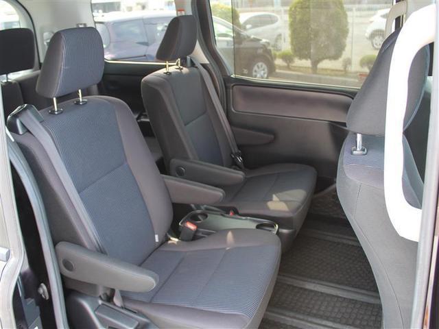 X ワンオーナー車 電動Sドア SDナビ ワンセグ バックモニター 3列シート リアオートエアコン ETC CD キーレスエントリー ABS 横滑り防止装置 パワーウインドウ(10枚目)
