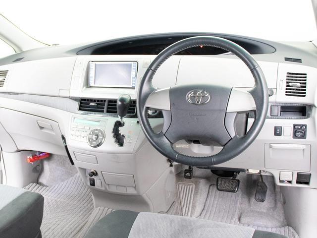 アエラス  8人乗 後席モニタ HDDナビ 自動ドア ETC(9枚目)