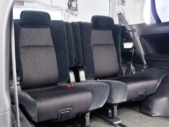 トヨタ ヴェルファイア 2.4Z 両側自動ドア プレミアムSS 8人乗り HDDナビ