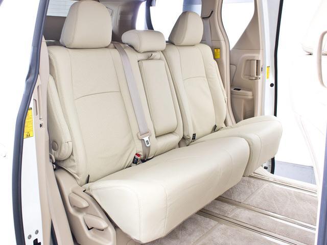 トヨタ アルファード 240X 新品本革 両側自動ドア クリアランスソナー