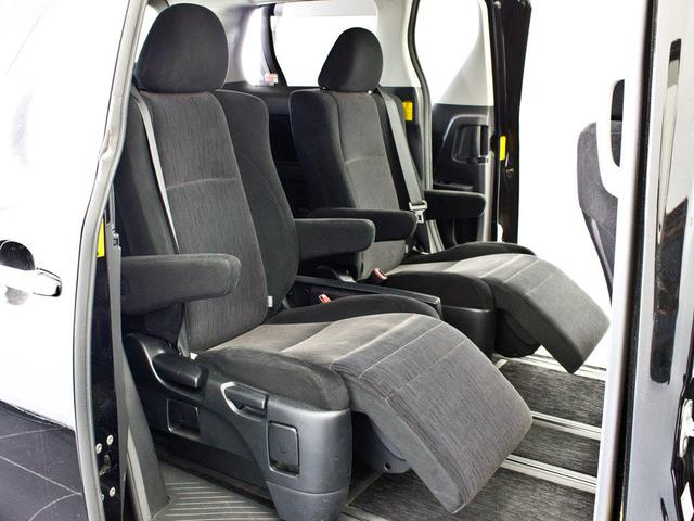 トヨタ ヴェルファイア 2.4Z 1オーナー 両側自動ドア 後席モニター Cソナー