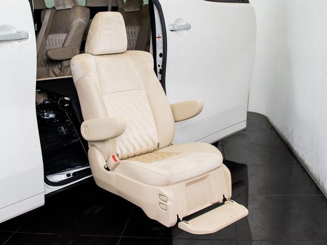 3.5GF サイドリフトアップシート装着車 サンルーフ 禁煙(2枚目)
