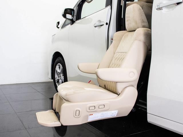 3.5GF サイドリフトアップシート装着車 サンルーフ 禁煙(12枚目)