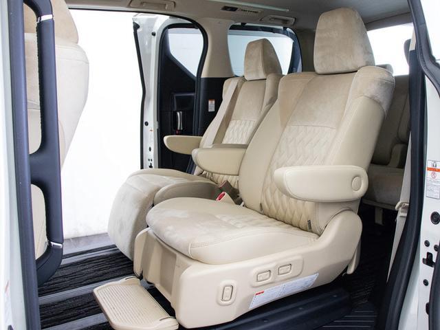 3.5GF サイドリフトアップシート装着車 サンルーフ 禁煙(16枚目)
