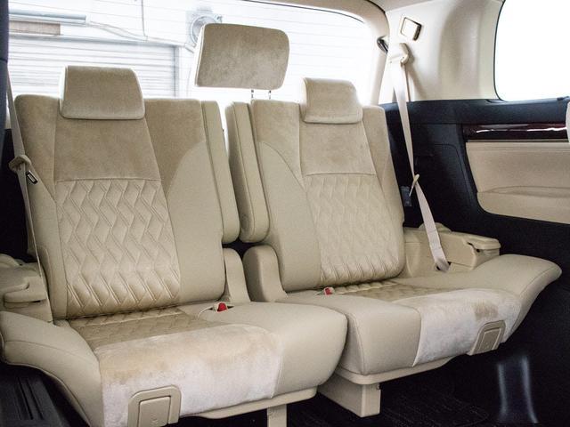 3.5GF サイドリフトアップシート装着車 サンルーフ 禁煙(17枚目)