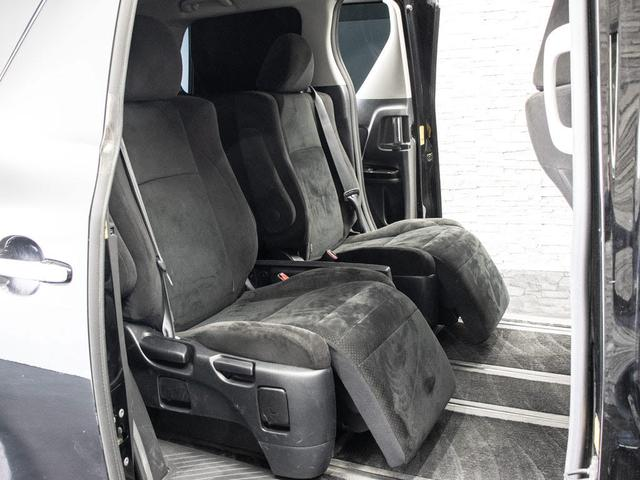 2.4Z プラチナセレクションII タイプゴールド 特別仕様車 アドミレイションエアロ TEIN車高調 両側自動ドア HDDナビ 音楽録音付き(9枚目)