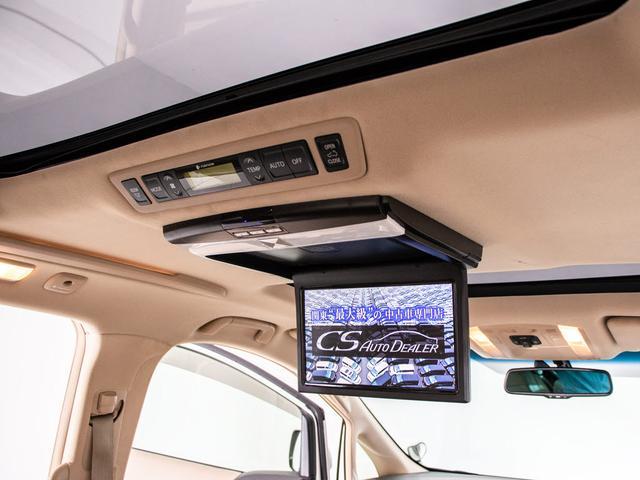 G Lパッケージ エグゼクティブシート/本革/ツインサンルーフ/後席モニター/両側自動ドア/パワーバックドア/バックカメラ/メーカーHDDナビ/パワーシート/シートヒーター/ETC/クルーズコントロール/AC100V(7枚目)