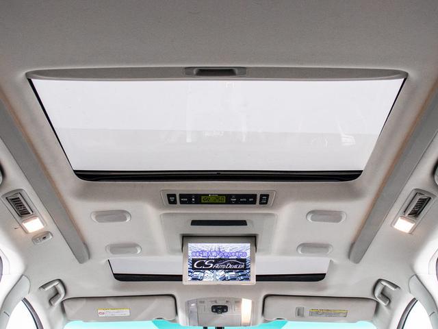 ZR Gエディション ワンオーナー車/ツインサンルーフ/後席モニター/プレミアムサウンド/エグゼクティブシート/黒本革シート/パノラミックビュー/両側自動ドア/パワーバックドア/メーカーHDDナビ/シートヒーター/ETC/(5枚目)