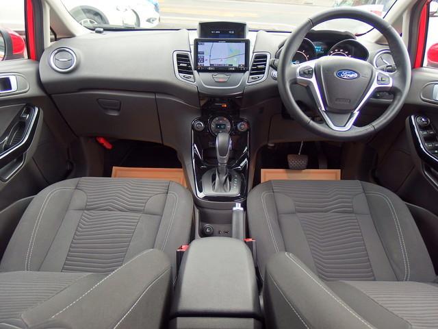ヨーロッパフォード ヨーロッパフォード フィエスタ 1.0エコブースト OP17インチAW ナビフルセグTV
