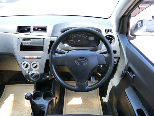 ダイハツ ミラ TX 5MT キーレス ABS タイミングチェーン車