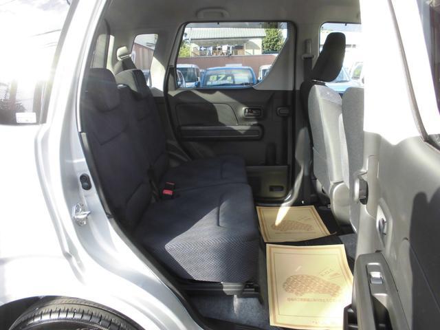 ハイブリッドFX CDプレイヤー装着車 運転席シートヒーター Wエアバッグ ABS リモコンキー(5枚目)