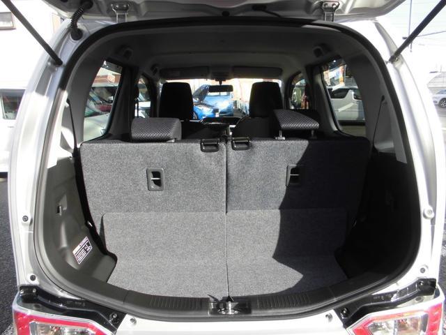 ハイブリッドFX CDプレイヤー装着車 運転席シートヒーター Wエアバッグ ABS リモコンキー(6枚目)
