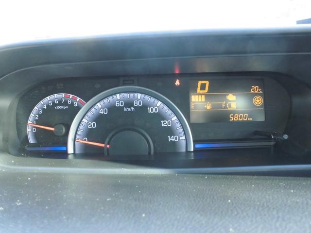 ハイブリッドFX CDプレイヤー装着車 運転席シートヒーター Wエアバッグ ABS リモコンキー(20枚目)