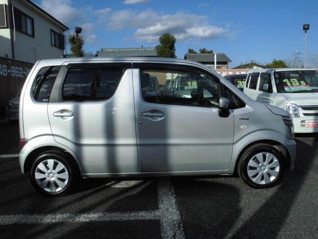 ハイブリッドFX CDプレイヤー装着車 運転席シートヒーター Wエアバッグ ABS リモコンキー(27枚目)