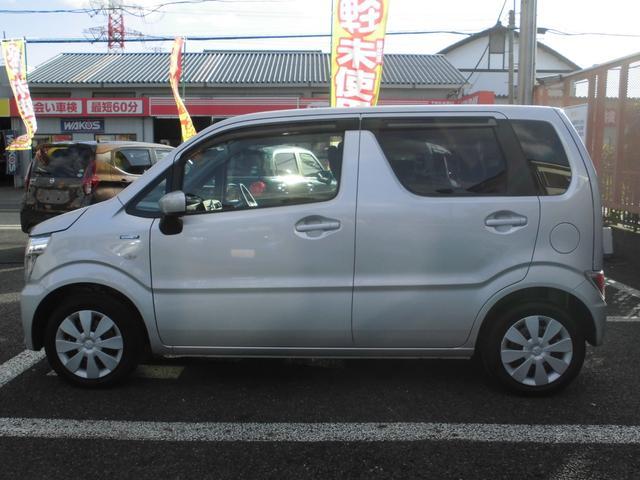 ハイブリッドFX CDプレイヤー装着車 運転席シートヒーター Wエアバッグ ABS リモコンキー(31枚目)