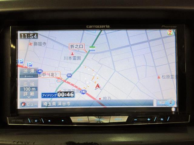 カスタム X フルセグ HDDナビ DVD再生 HIDヘッドライト 記録簿 アイドリングストップ(3枚目)
