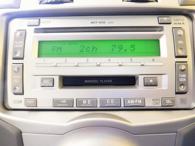 トヨタ ヴィッツ Fリミテッド HID スマートキー 純正オーディオ CD