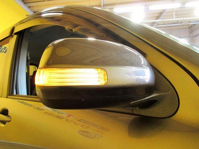 【ウィンカーミラー】対向車からの視認性を高めてくれるウィンカーミラー。見た目もカッコよくなりますね!