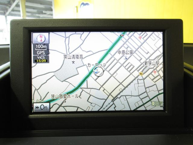 HS250h バージョンS 本革シート シートヒーター(3枚目)