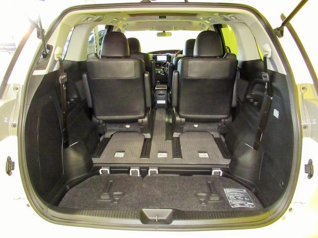 アエラス レザーパッケージ ガラストップルーフ 4WD(11枚目)