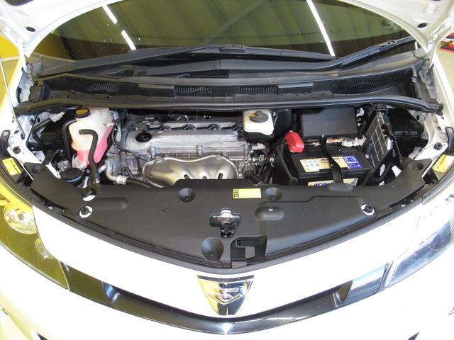 アエラス レザーパッケージ ガラストップルーフ 4WD(18枚目)