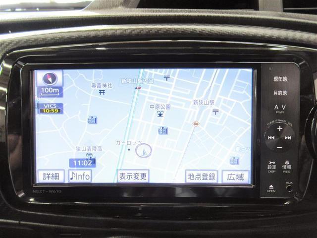 RS G's 純正SDナビ バックカメラ ETC HIDオートライト 純正アルミ(3枚目)