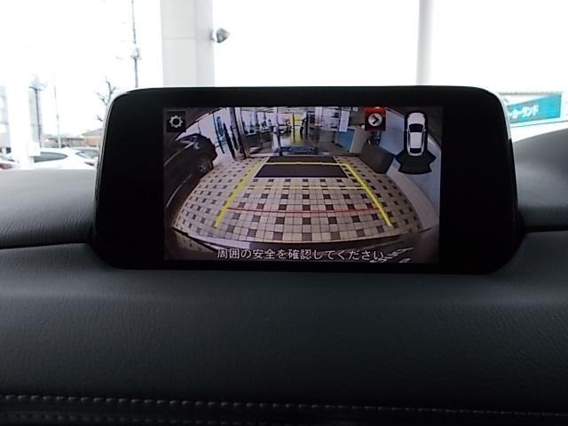 駐車が苦手な方も安心なバックカメラや左サイドカメラも装着されています。