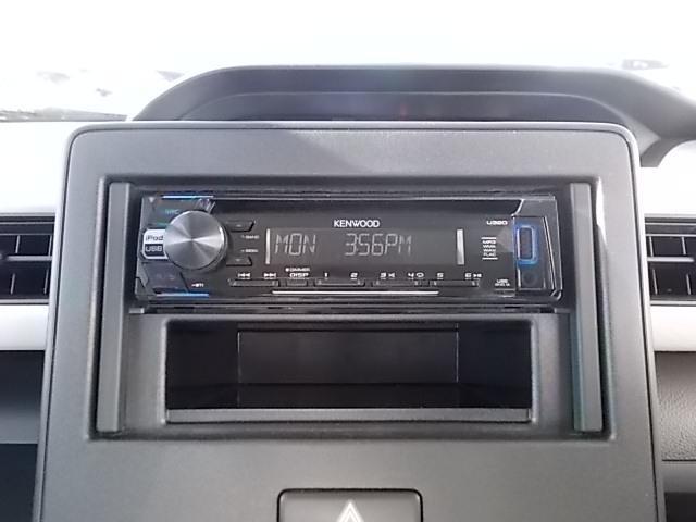CDステレオ付き。