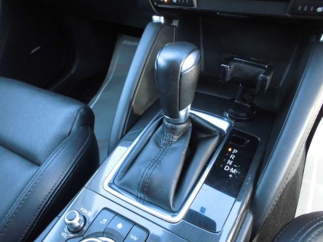 マツダ CX-5 2.2 XD Lpkg ディーゼル 4WD マツコネ 本革シ