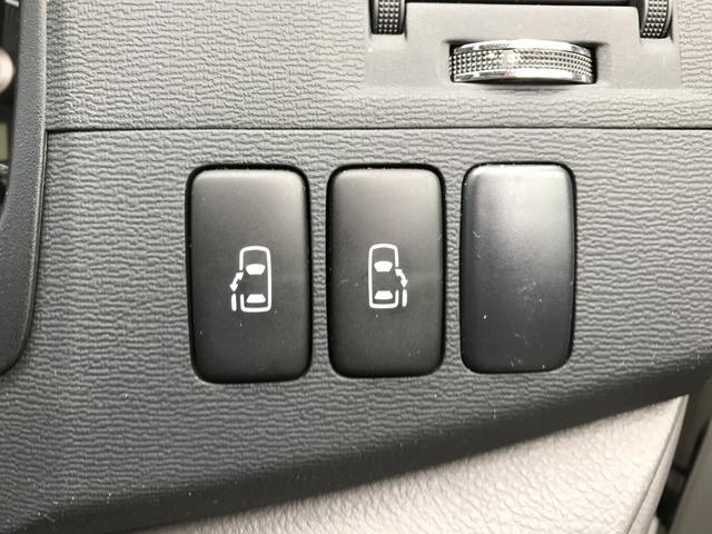 トヨタ アイシス プラタナ tom's 社外ナビ地デジ 両側自動 ETC
