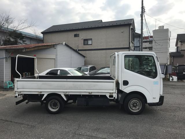 日産 アトラストラック ディーゼルターボ オートマ キーレス 3方開