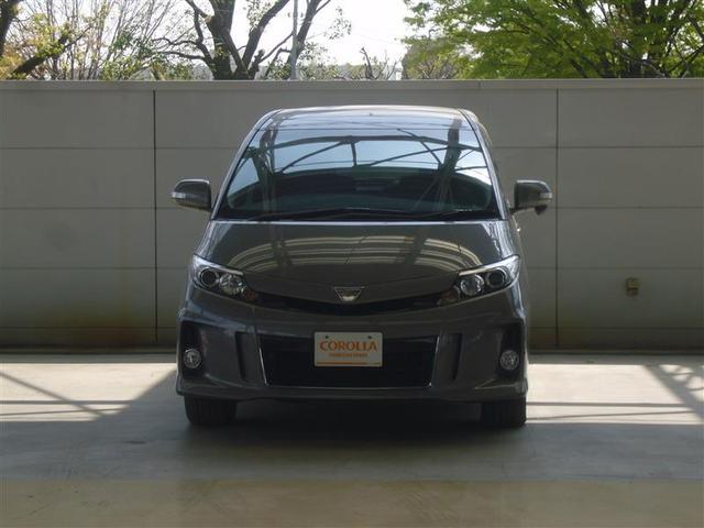 トヨタ エスティマ アエラス HDDナビ フルエアロ 両側電動スライドドア