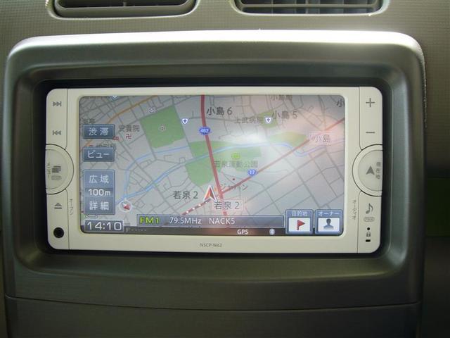 トヨタ ピクシススペース L メモリーナビ ベンチシート ロングラン保証1年