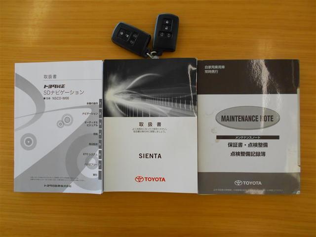 G バックモニター メモリーナビ 両側電動スライドドア CD(19枚目)