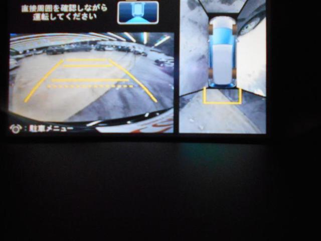 アブソルート HDDナビ フルセグ 純正アルミ DVD CD(13枚目)