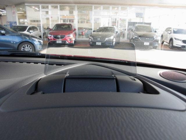アクティブドライビングディスプレイ付きです。運転中に視線の移動も少なく安全運転をサポートします♪